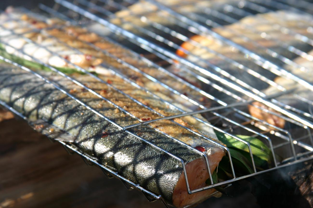 Tiarray - Recette maquereau grille barbecue ...